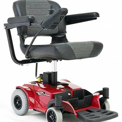 GoChair Power Chair Rental